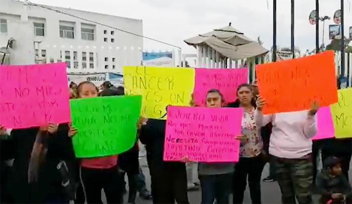 Urge CNDH a atender desabasto en hospitales de Puebla y 8 estados