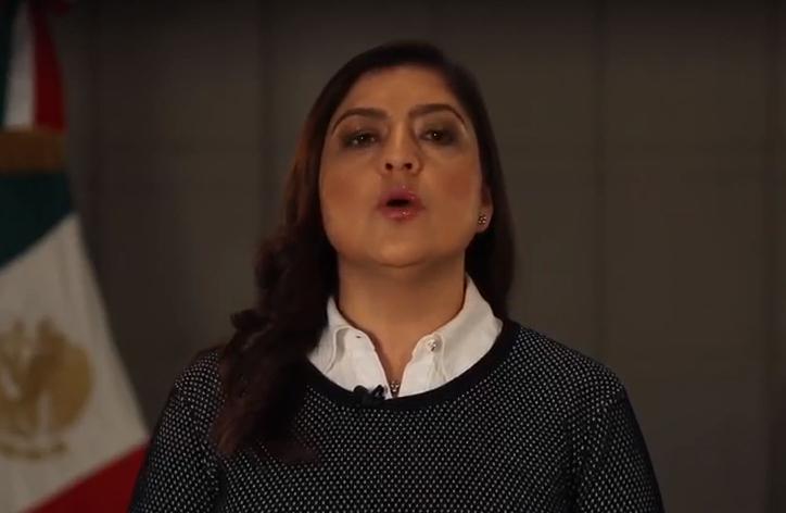 Acusa Claudia Rivera persecución en su contra por seguridad pública