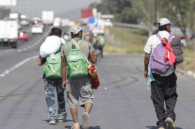 Niegan que cártel use migrantes en trata de personas en Esperanza