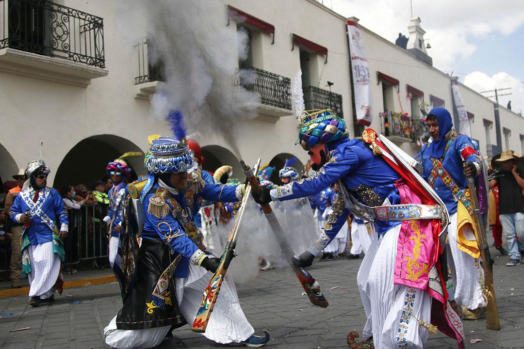 Prepárate para vivir y disfrutar los carnavales de Puebla