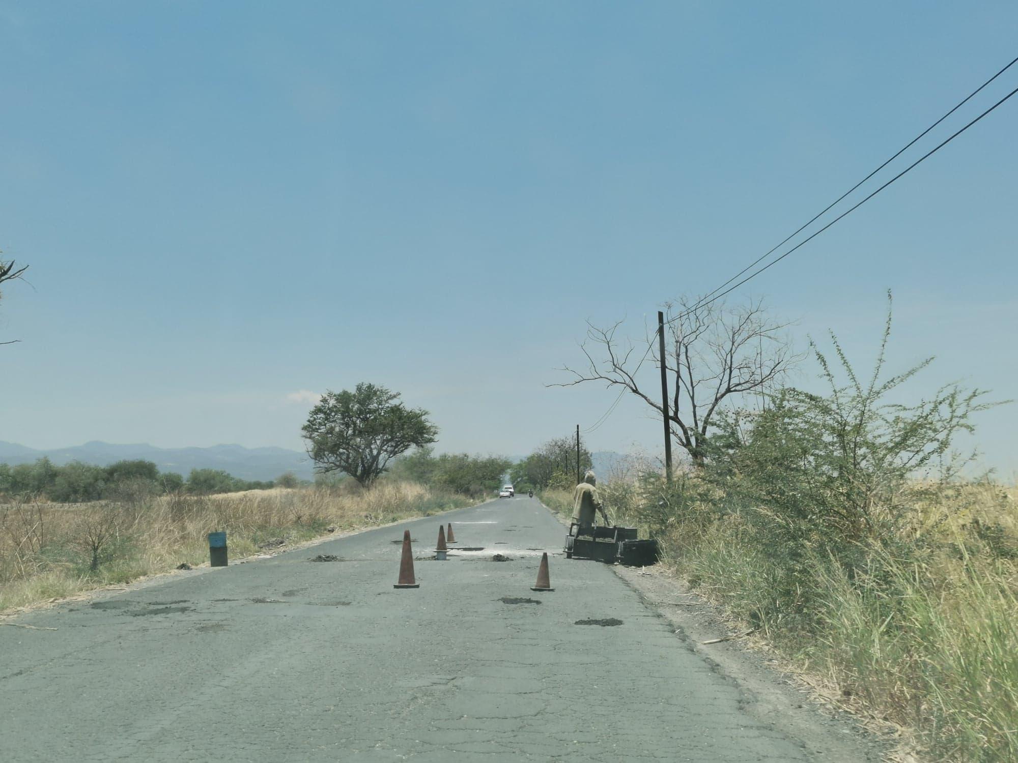 Carreteras de la Mixteca, en malas condiciones