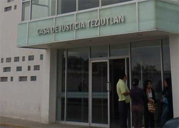 Se les fugó a los ministeriales en la Casa de Justicia de Teziutlán