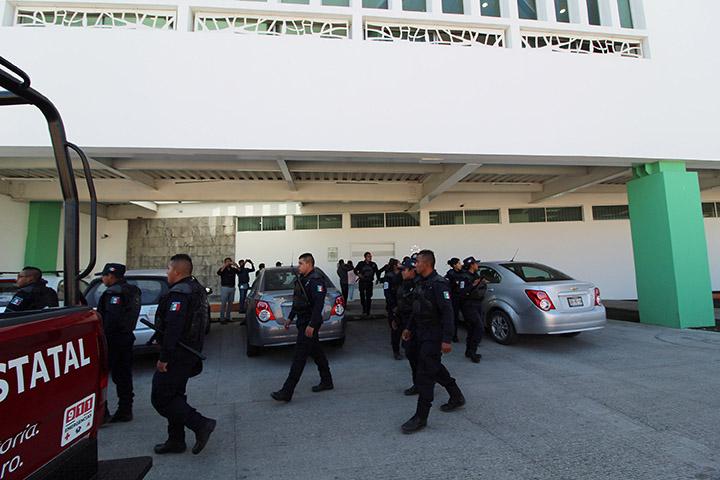 Tras trifulca no hubo heridos y se trabaja normal en Casa de Justicia: DIF