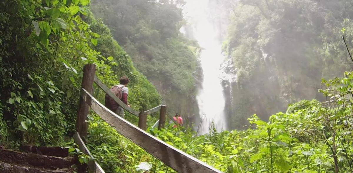 Se ahoga en cascada de Zacatlán durante Viernes Santo