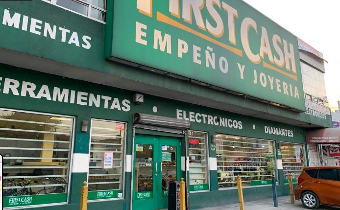 Asaltan casa de empeño Fisrt Cash de Casa Blanca, en Puebla