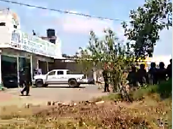 VIDEO Catean bodega en San Martín Texmelucan