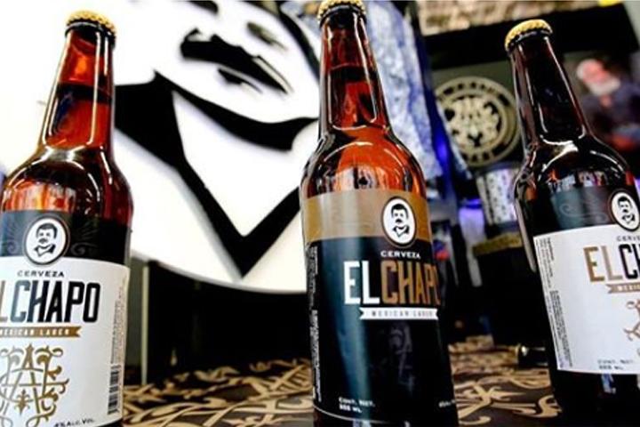 Crean cerveza artesanal de El Chapo