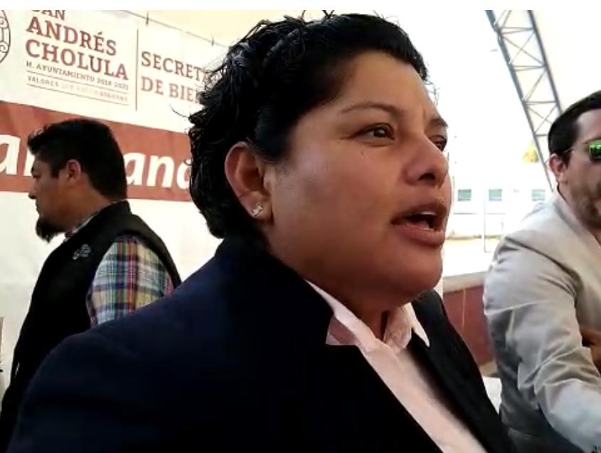 San Andrés recibirá 11 mdp para seguridad: Pérez Popoca