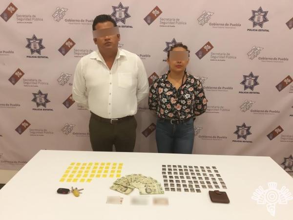 Capturan a La Chula, líder narcomenudista en Tehuacán