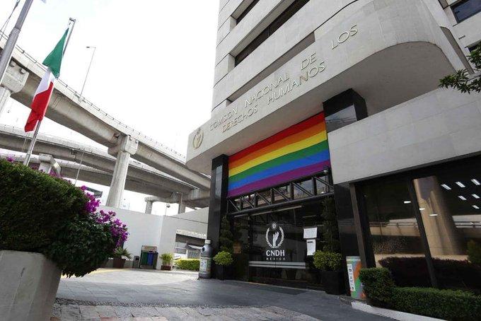 Denuncia CNDH al Congreso de Puebla por discriminar a las parejas del mismo sexo