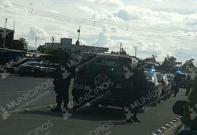 Comando remata a sujeto en hospital de Palmar de Bravo