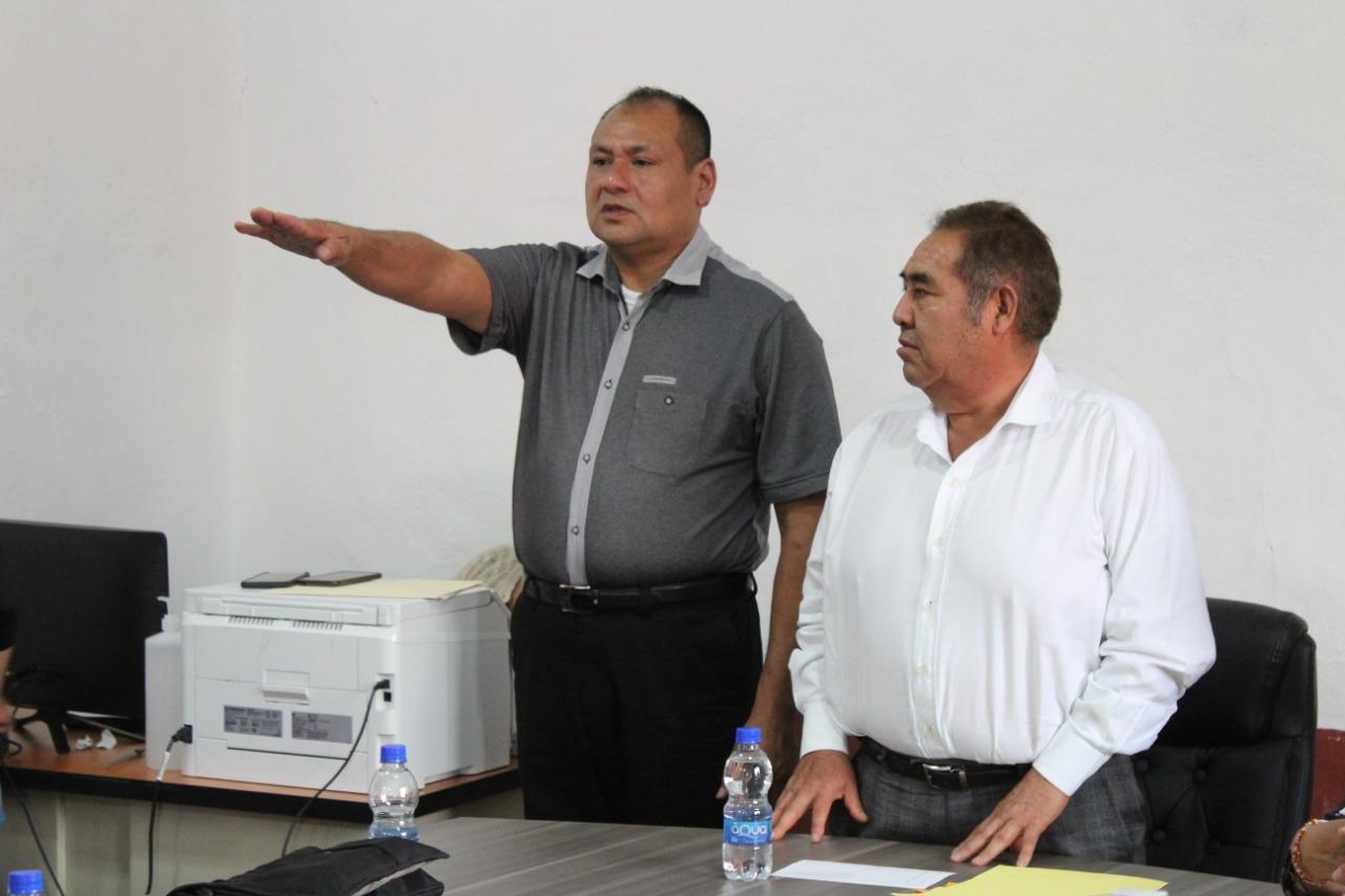 Inicia limpia de corporaciones; hay nuevo Comisario de Seguridad en Amozoc