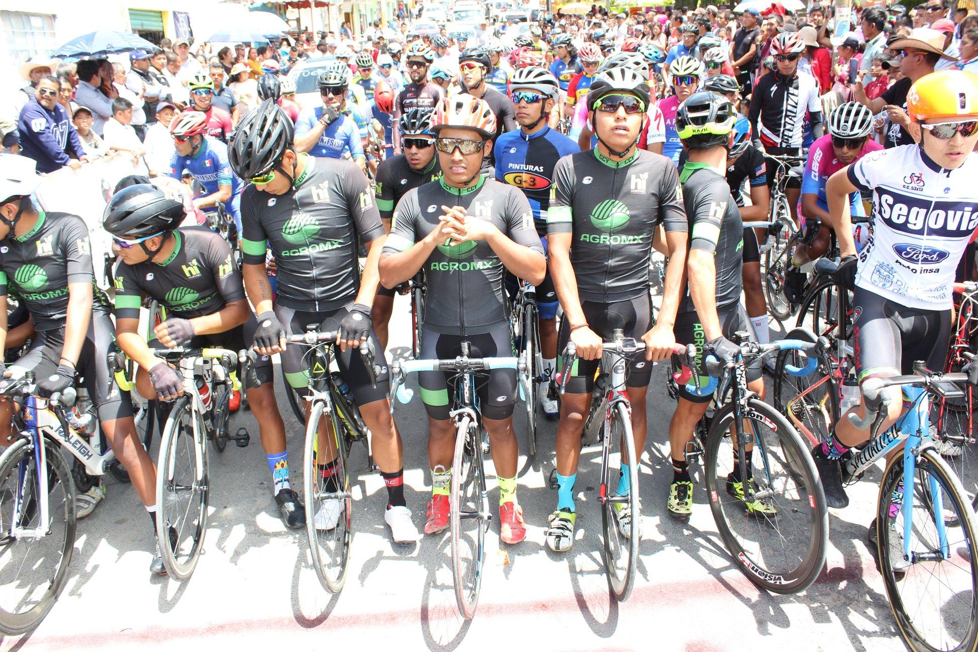Por casos COVID-19 cancelan carrera ciclista en Yehualtepec