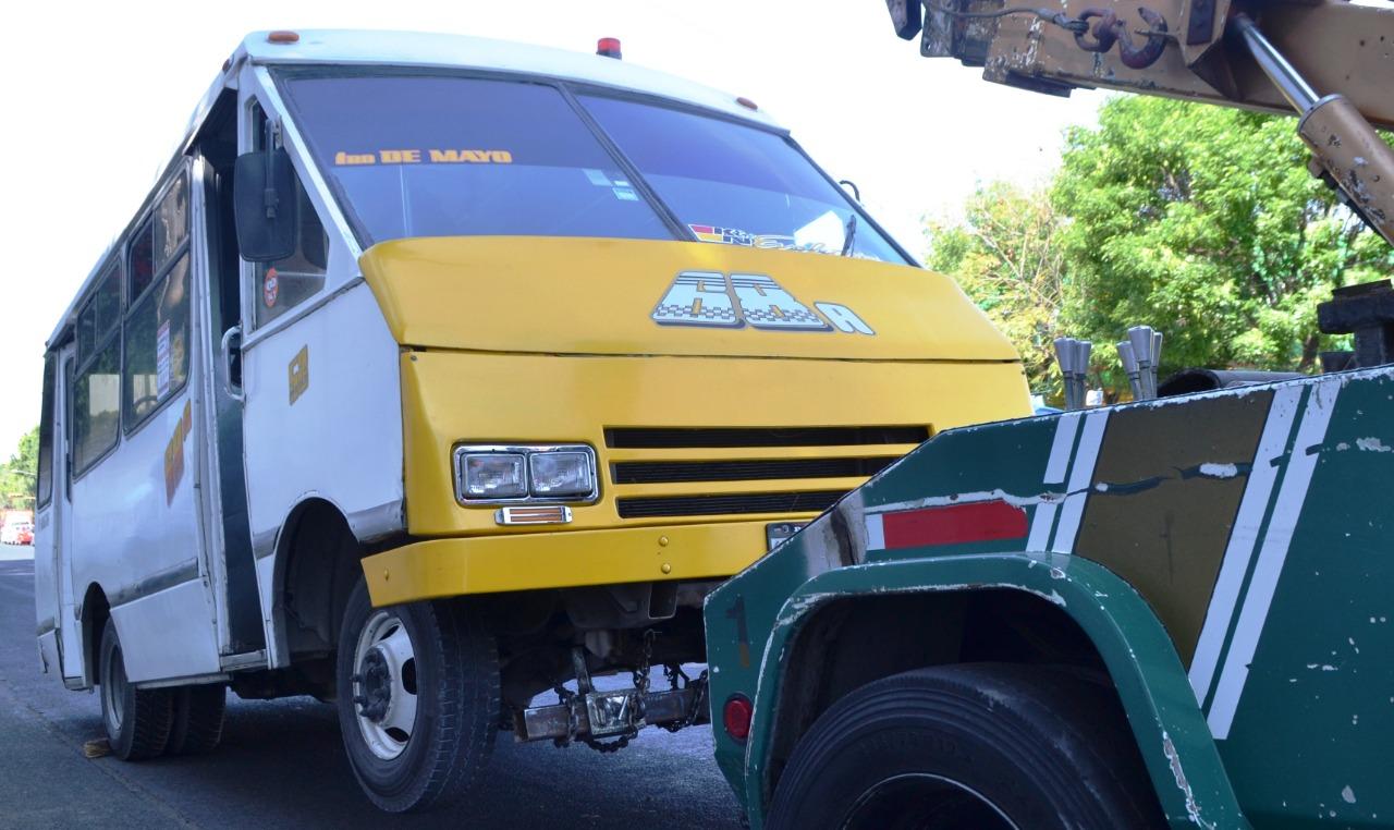 Movilidad y Transporte revoca a tres transportistas su concesión