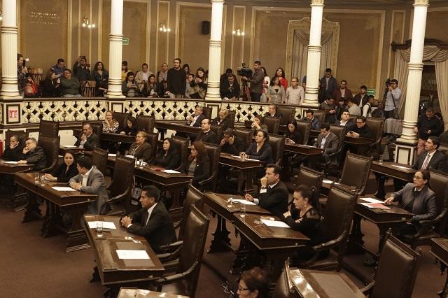 Interviene Congreso en pleito de panistas y rechazan a Oswaldo Jiménez