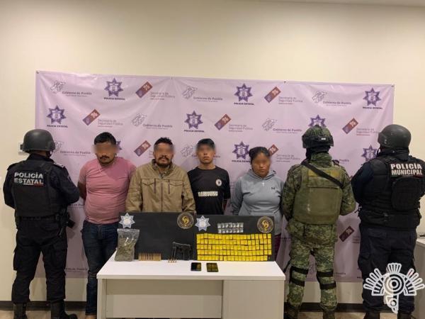 Detienen a El Cubano, líder de robo en carreteras en Tehuacán