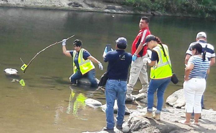 Lo buscaban en Teziutlán y apareció flotando en agua residuales