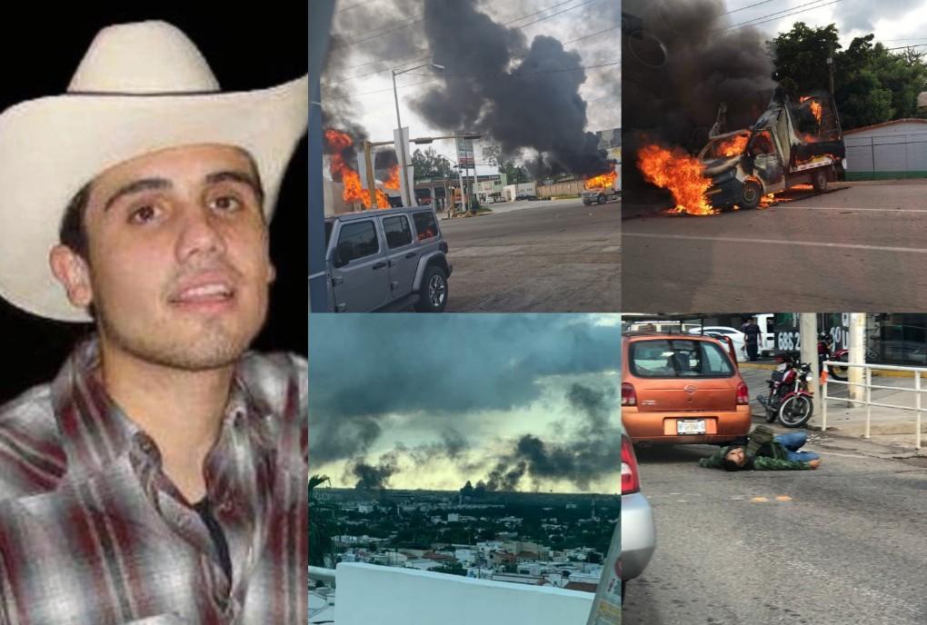 VIDEO Iniciaron operativo en Culiacán sin orden de aprehensión: Sedena