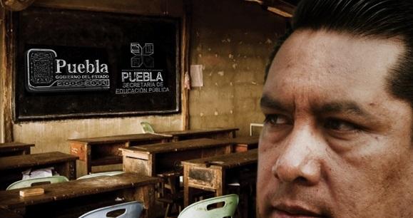 Pide Barbosa a la SEP renuncia del marinista Darío Carmona