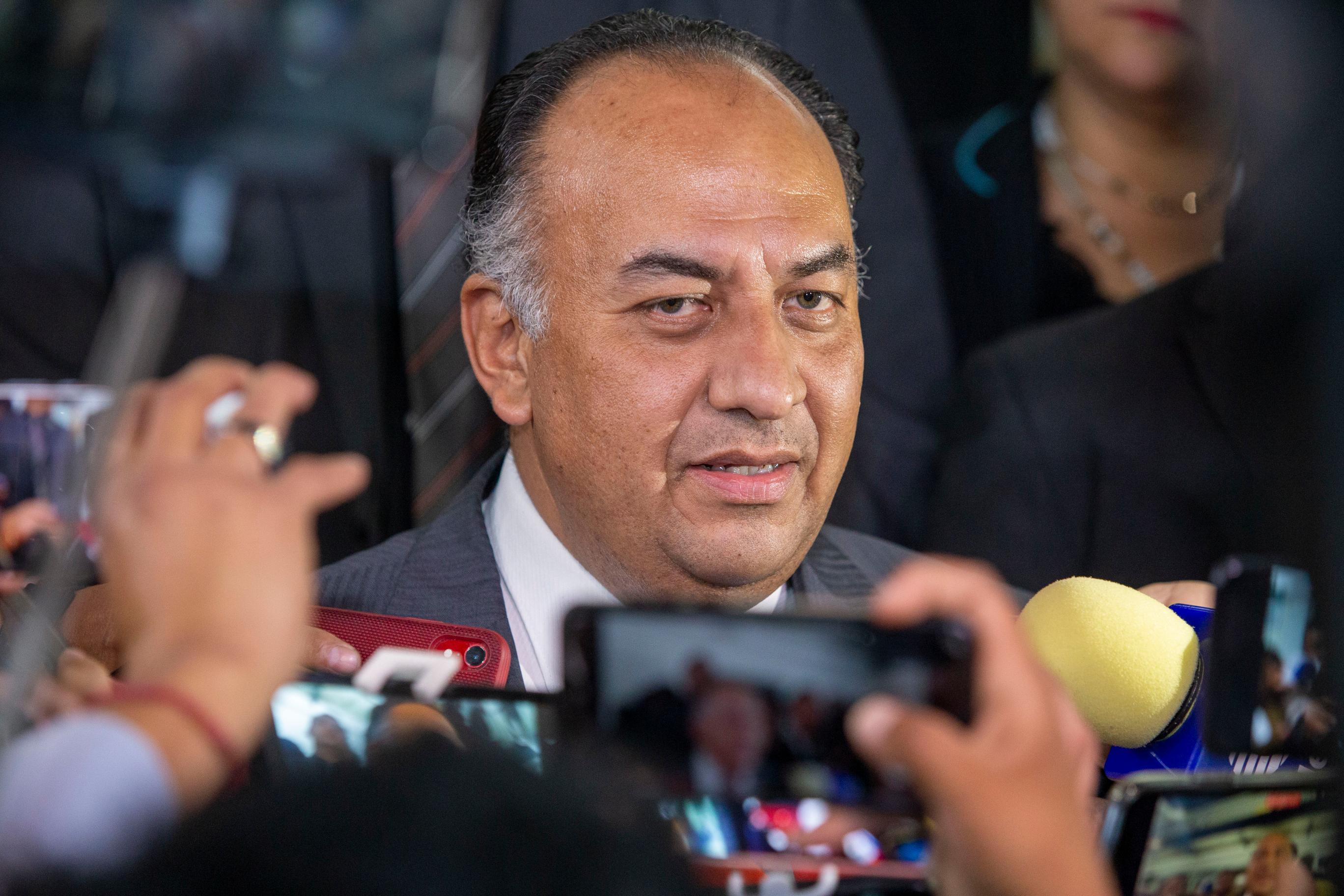Barbosa se reúne con rectores de la BUAP y UPAEP, buscan reducir la inseguridad