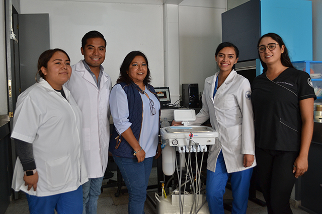En la BUAP generan alternativas para favorecer movimientos dentales