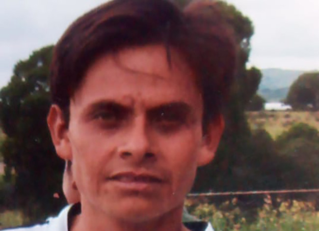 Gustavo desapareció en la Romero Vargas el 14 de febrero