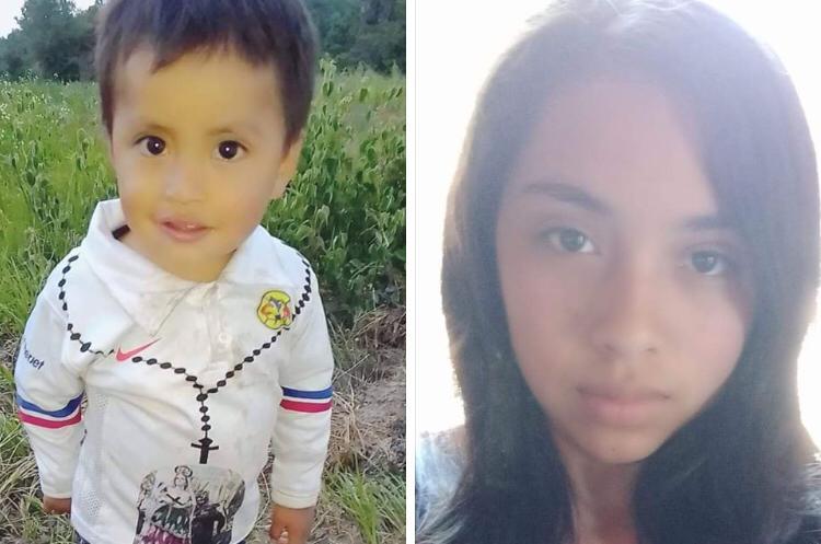 Desaparece el fin de semana, madre con su hijo en Xiutetelco