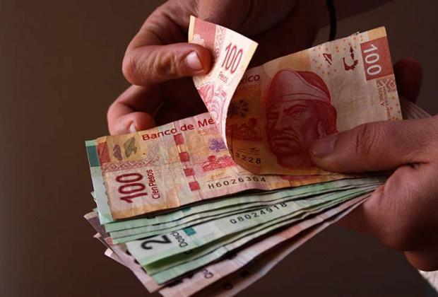 Ahora deberás confirmar con tu huella digital retiros de dinero