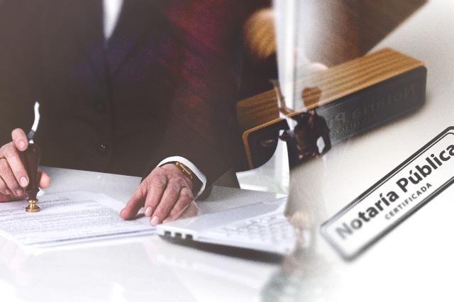 Publicarán lista de notarías irregulares entregadas por RMV y Gali