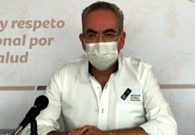 EN VIVO Puebla rebasa los 115 mil casos positivos de covid