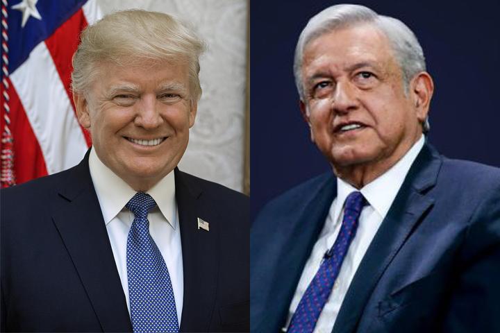 Para combatir el narcotráfico en México, Trump ofrece su ayuda