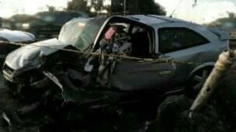 Mueren 2 en accidente vehicular en la federal Acatzingo-Xalapa