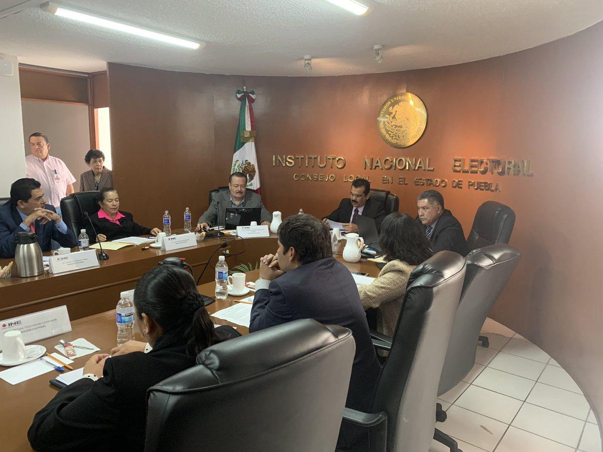 Instalarán 7 mil 700 casillas para elecciones en Puebla