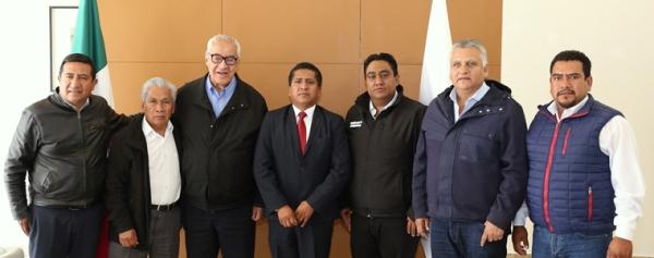 Alcaldes integran Municipios Unidos por Ciudad Modelo