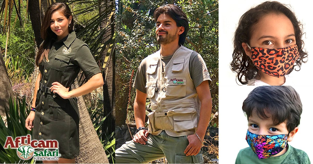Africam Safari está de vuelta y abre sus puertas a visitantes