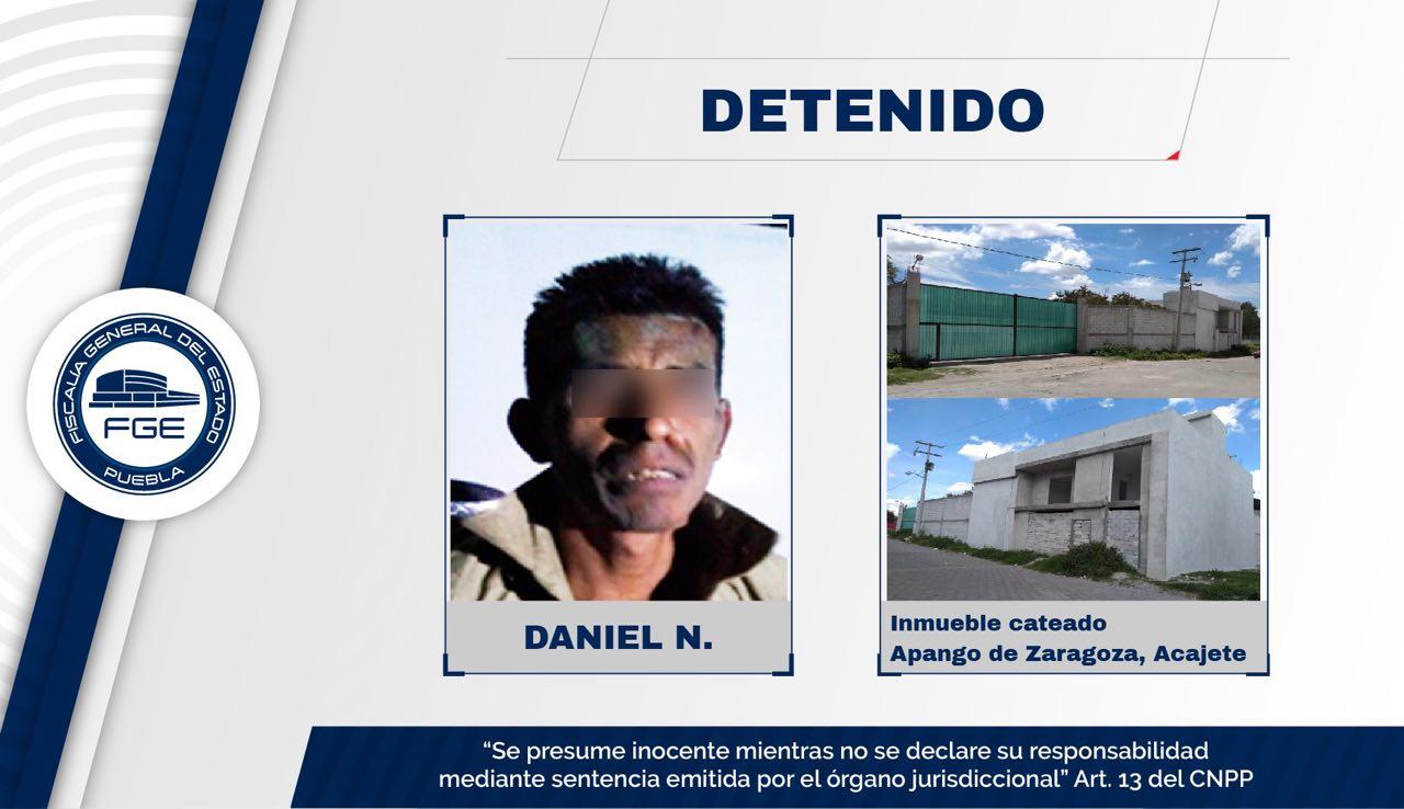 Sobrino de regidor de Acajete no fue ejecutado a disparos: FGE