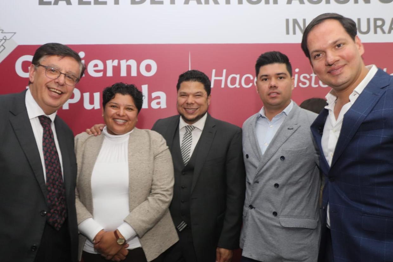 Se une San Andrés Cholula a la Ley de Participación Ciudadana