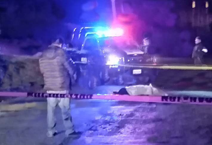 Hallan a mujer ejecutada en San Antonio Cacalotepec, Cholula
