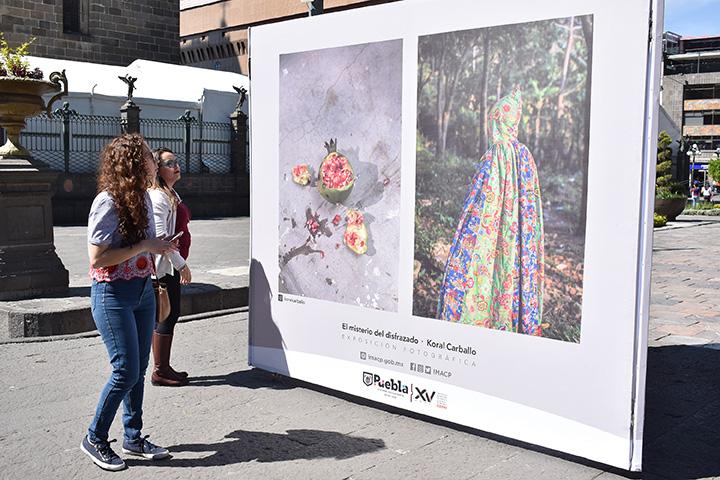 No te pierdas el 6to. Festival de Huehues en Puebla