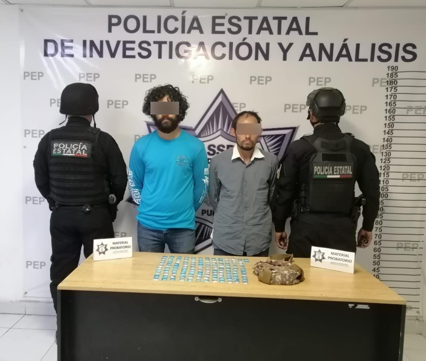 El Lobo conseguía droga en las cachimbas de la México-Puebla