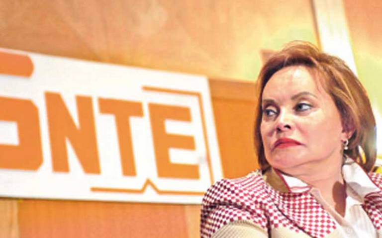 Descongelan cuentas con millones de pesos de Elba Esther Gordillo