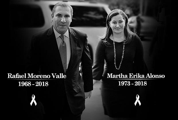 Sigue enigma de los Moreno Valle; sin fallas voló el Augusta: SCT