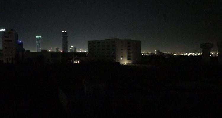 Dejan sin luz a Lomas de Angelópolis y La Vista