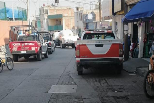 VIDEO Se registra explosión en baños de la iglesia de Xalmimilulco