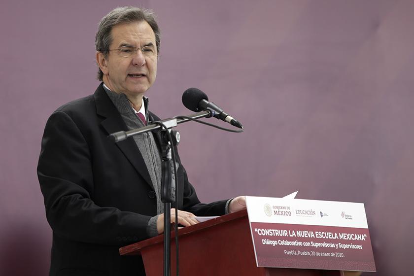 SEP federal no fungirá como conciliador entre conflicto BUAP-ASE