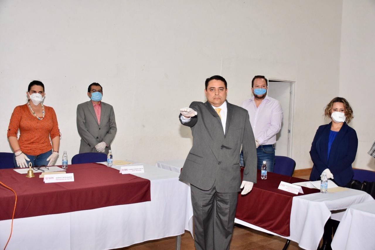 Comisario de Seguridad de Texmelucan fue titular de corporación en Chiapas