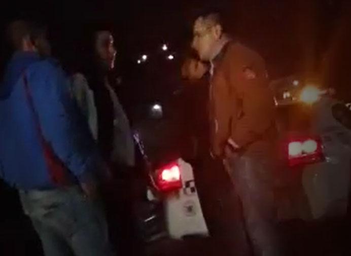VIDEO Acusan a la Guardia Nacional de pedir moches a conductores en Huauchinango