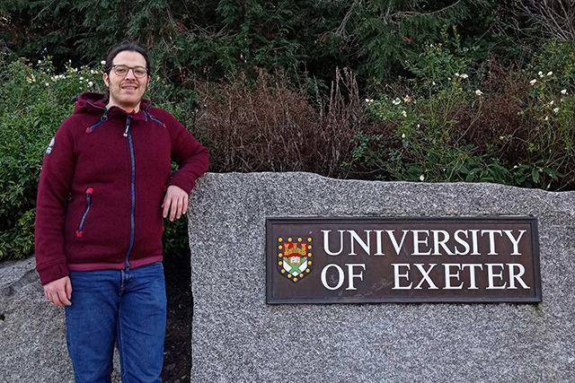 Desde que entré a la BUAP mi visión fue ser científico: Luis Alfonso Yáñez Guerra