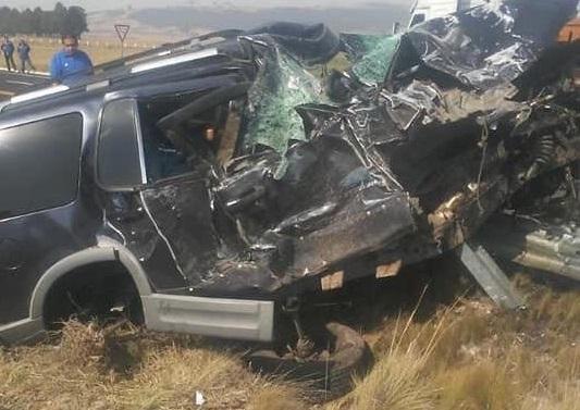 Dos muertos por accidente en la Teziutlán-Virreyes