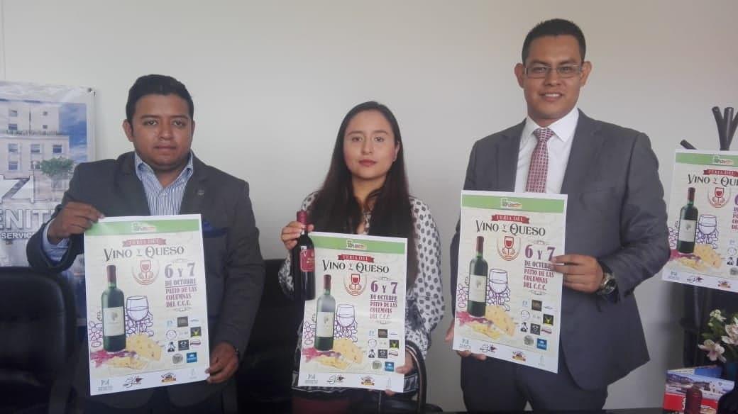 Todo listo para la Feria del vino y el Queso en Tehuacán